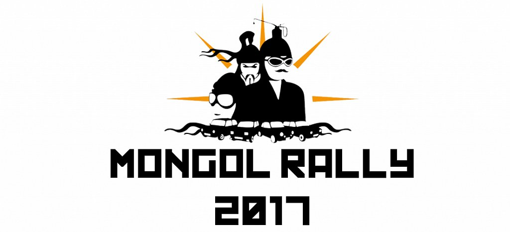 Mongol Rally 2017 logo