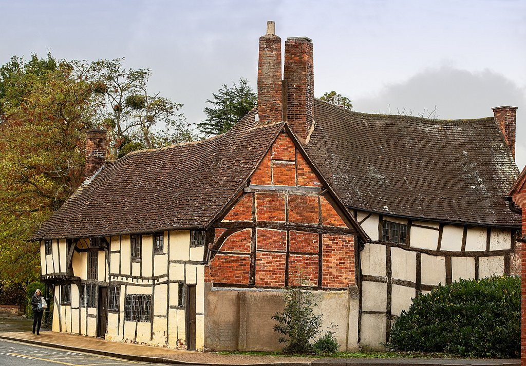 Rustic house, Stratford-upon-Avon