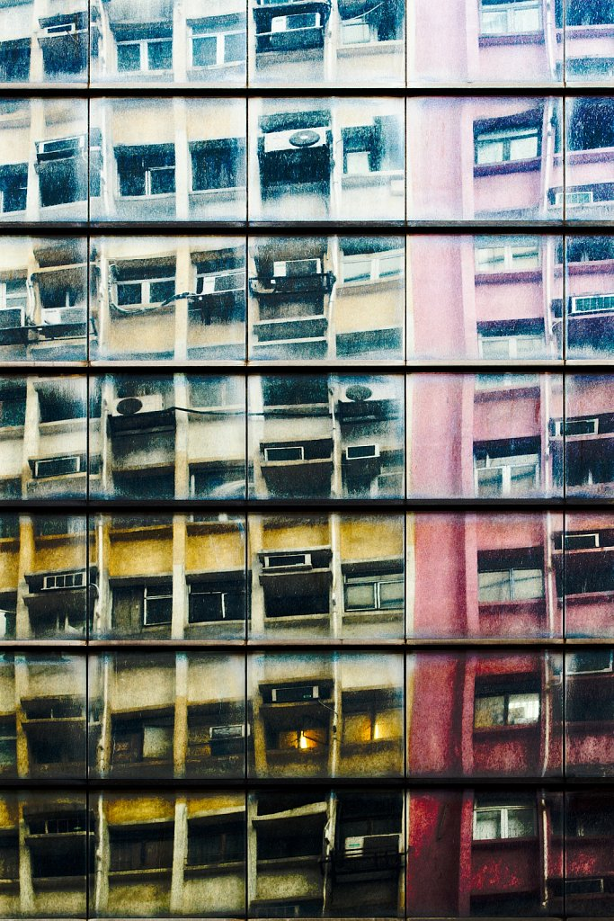 Reflection on architectural change in Hong Kong