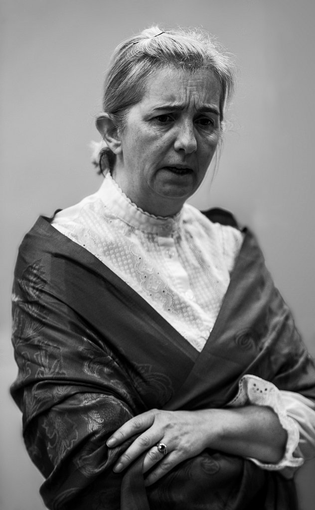 Rehearsals for Hindle Wakes - Warton Drama Group
